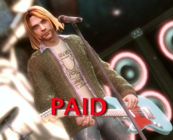paid cobain
