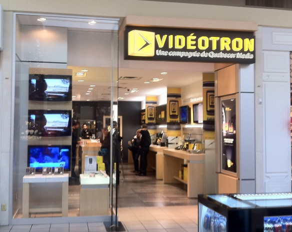 Don't mess with Videotron or they'll punch you in the face